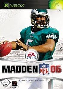 EA Sports Madden NFL 06 (deutsch) (Xbox)