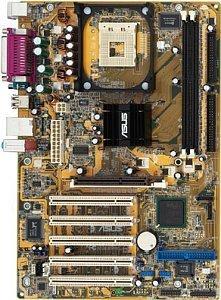ASUS P4P800S, i848P (PC-3200 DDR)