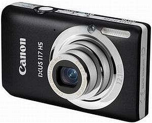 Canon PowerShot A3350 IS schwarz