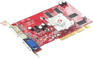 PowerColor Radeon 9550, 256MB DDR, VGA, DVI, TV-out, AGP (R96-LD3)