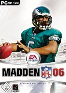EA Sports Madden NFL 06 (deutsch) (PC)