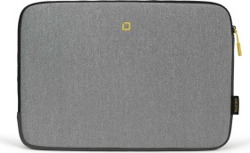 "Dicota Skin Flow 13-14.1"" Schutzhülle, grey/yellow (D31743)"