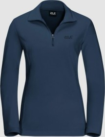 Jack Wolfskin Gecko Shirt langarm dark indigo (Damen) (1703771-1024)