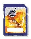 Palm 32MB expansion card for Palm 1xx/5xx