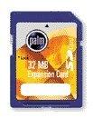 Palm 32MB Erweiterungskarte für Palm 1xx/5xx
