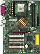 EPoX EP-4PLA, i848P [PC-3200 DDR]