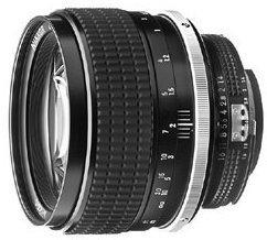 Nikon 85mm 1.4 schwarz (JAA303AB)