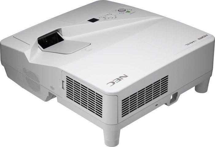 NEC UM351W mit Wandhalterung (60003842)