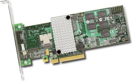 LSI MegaRAID 9260-4i bulk, PCIe 2.0 x8 (LSI00197) -- via Amazon Partnerprogramm