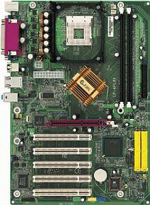 EPoX EP-4PLAi, i848P (PC-3200 DDR)