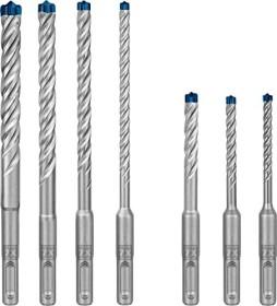 Bosch Professional Expert SDS-plus-7X Hammerbohrer-Set, 7-tlg. (2608900195)