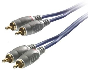 Vivanco SIRR2201 cinch cable 1.5m (12325)