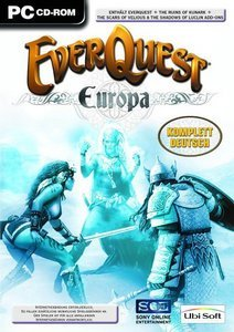 Everquest: Europa (MMOG) (German) (PC)