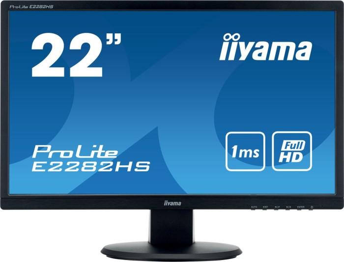 "iiyama ProLite E2282HS-B1, 21.5"""
