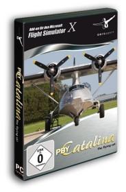 Flight Simulator X - PBY Catalina (Add-on) (PC)
