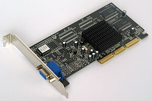 HIS (ENMIC) ATI Rage 128 Pro OEM, 32MB, TV-out, AGP