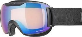 UVEX Downhill 2000 S CV black mat/blue-yellow (s5504472130)