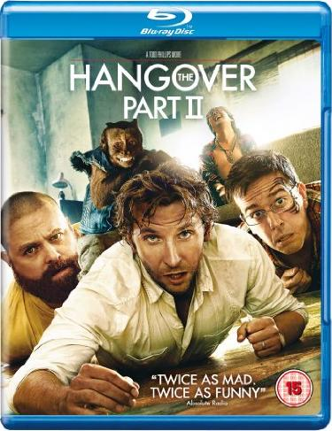 Hangover 2 (Special Editions) (Blu-ray) (UK) -- via Amazon Partnerprogramm