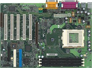 MSI MS-6529 845 Pro, i845 (SDR)