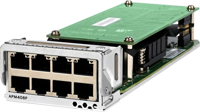 Netgear ProSAFE M4300 APM408P 10G Switch Modul, 8x RJ-45, PoE+ (APM408P-10000S)