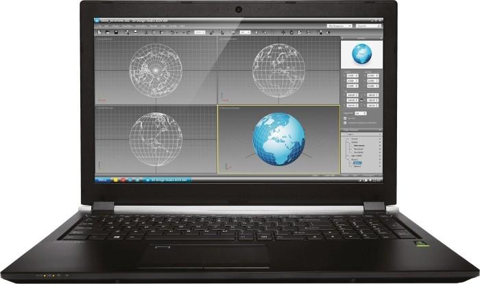PNY PrevailPro P3000, Core i7-7700HQ, 16GB RAM, 1TB HDD, 256GB SSD, 1920x1080 (MWS-P3B-DEP-PB)