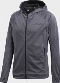 adidas Softshell Jacke grey five (Herren) (CG2493)