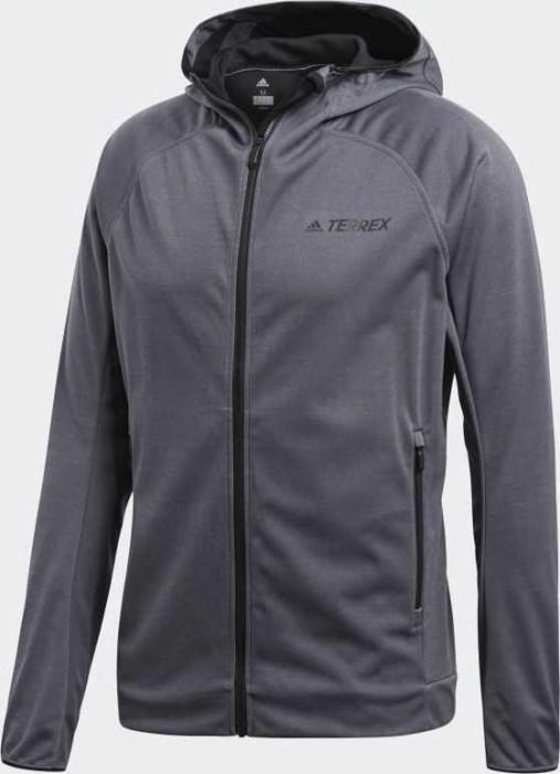 adidas Softshell Jacke grey five (Herren) (CG2493)