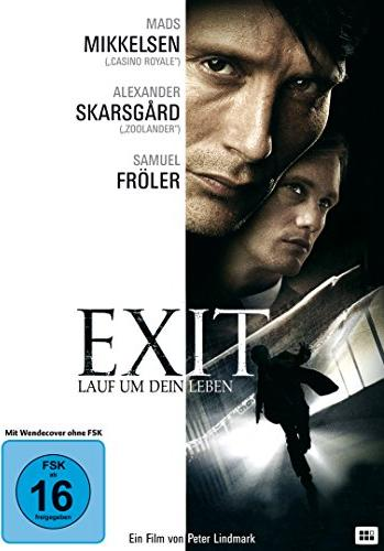 Exit -- via Amazon Partnerprogramm