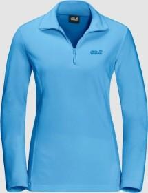 Jack Wolfskin Gecko Shirt langarm misty blue (Damen) (1703771-1093)