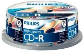 Philips CD-R 90min/800MB, 25er-Pack (CR8D8NB25)