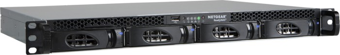 Netgear ReadyNAS RR2304, 2x Gb LAN, 1HE (RR230400-100)