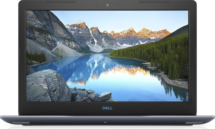 Dell G3 15 3579 blue, Core i5-8300H, 8GB RAM, 1TB HDD, Windows 10 Home, PL (3579-7536)
