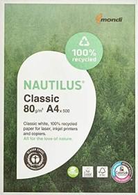Mondi Nautilus Classic Kopierpapier A4, 80g/m², 500 Blatt (88032442/500)