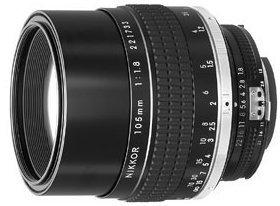 Nikon 105mm 1.8 black (JAA306AA)