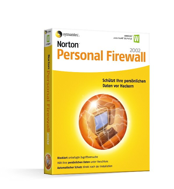 Symantec: Norton Personal Firewall 2002 4.0 (englisch) (PC) (07-00-03326-in)