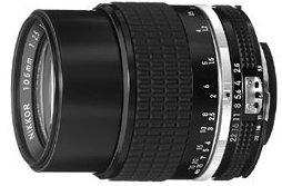 Nikon 105mm 2.5 schwarz (JAA305AC)
