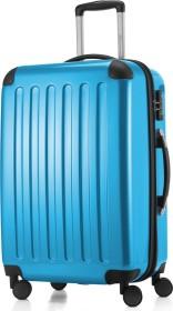 Hauptstadtkoffer Alex TSA Spinner erweiterbar 65cm cyanblau glänzend (82780034)