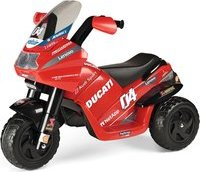 Peg Pérego Ducati Desmosedici Evo Motorcycle (IGED0922)