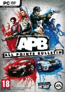 APB: All Points Bulletin (MMOG) (German) (PC)