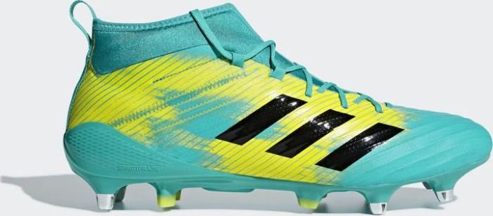 d88204c15cc1 adidas Predator Flare SG hi-res aqua/core black/shock yellow (men ...
