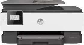 HP OfficeJet 8012, Tinte, mehrfarbig (1KR71B)
