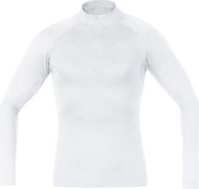 Gore Wear M Base Layer Thermo Shirt langarm weiß (Herren) (100319-0100)