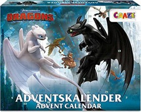 Craze Dragons Advent Calendar 2020 (24645)