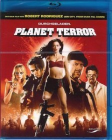 Grindhouse: Planet Terror (Blu-ray)