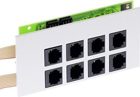 Agfeo Frontplatte für K-Modul 524 (6100335)