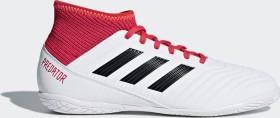 adidas Predator tango 18.3 IN ftwr white/core black/real coral (Junior) (CP9073)