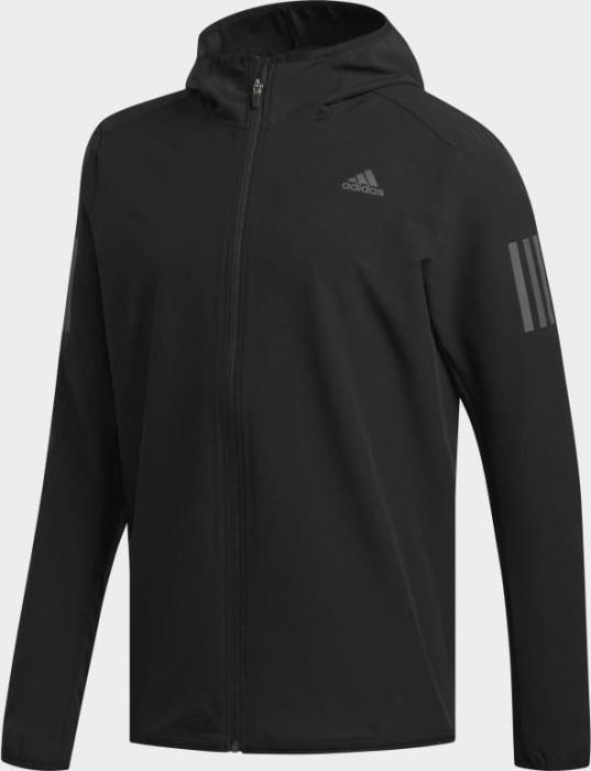 d5d3db45c adidas Response running jacket black (men) (CY5776) starting from ...