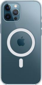 Apple Clear Case mit MagSafe für iPhone 12 Pro Max transparent (MHLN3ZM/A)