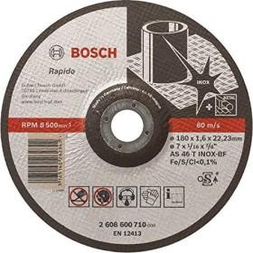 Bosch AS46TBF stainless steel Expert cut-off wheel 180x1.6mm, 1-pack (2608600710)