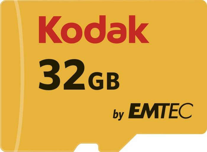 Kodak R95/W90 microSDHC 650X 32GB Kit, UHS-I U3, Class 10 (EKMSDM32GHC10HPRK)